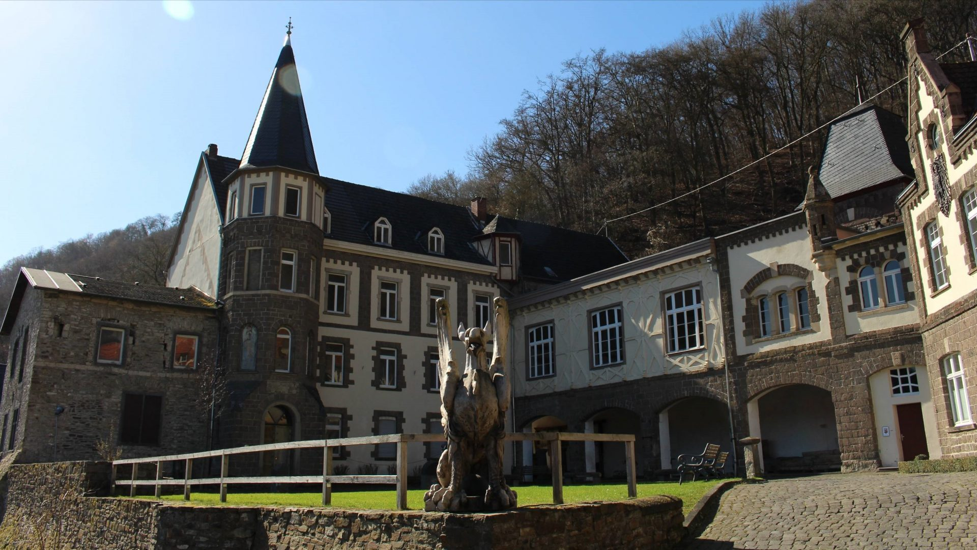 Burg Brohleck